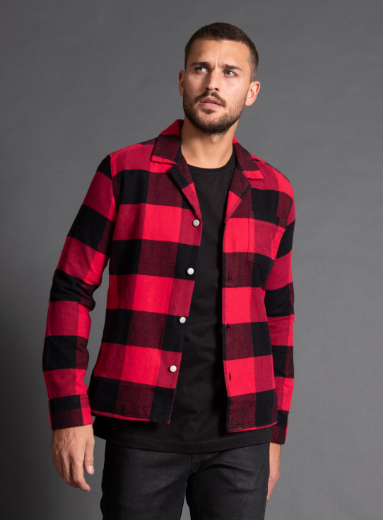 202-WOR-104 TWILL CHECK
