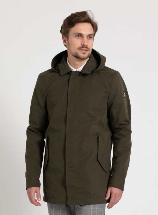 148685 Classic Hooded Parka