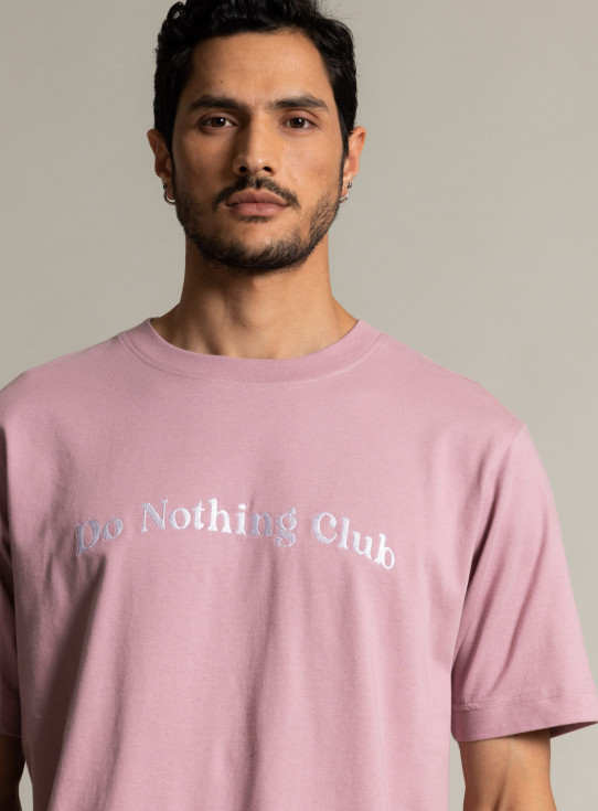 212K-DO NOTHING CLUB OVERSIZED